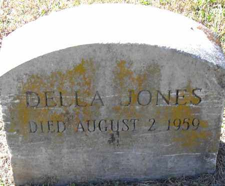 JONES, DELLA - Pulaski County, Arkansas | DELLA JONES - Arkansas Gravestone Photos