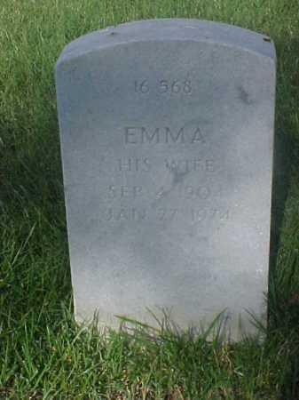 JONES, EMMA - Pulaski County, Arkansas | EMMA JONES - Arkansas Gravestone Photos