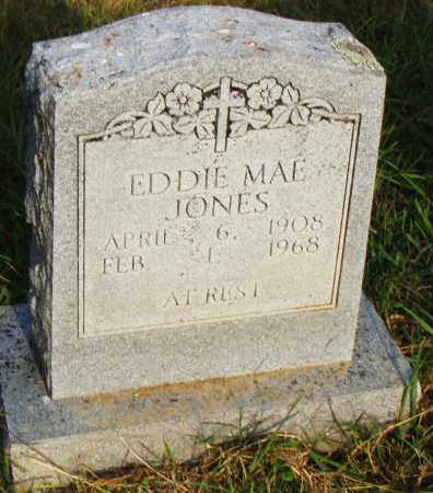 JONES, EDDIE MAE - Pulaski County, Arkansas | EDDIE MAE JONES - Arkansas Gravestone Photos