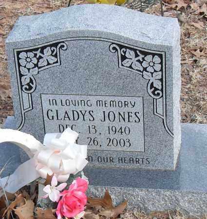 JONES, GLADYS - Pulaski County, Arkansas | GLADYS JONES - Arkansas Gravestone Photos