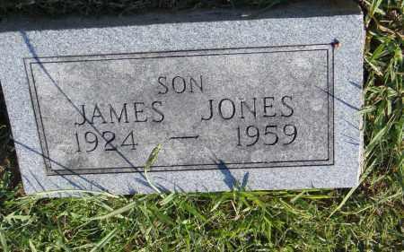 JONES, JAMES - Pulaski County, Arkansas   JAMES JONES - Arkansas Gravestone Photos