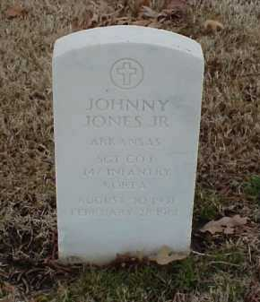 JONES, JR  (VETERAN KOR), JOHNNY - Pulaski County, Arkansas | JOHNNY JONES, JR  (VETERAN KOR) - Arkansas Gravestone Photos