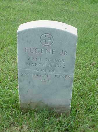 JONES, JR, EUGENE - Pulaski County, Arkansas | EUGENE JONES, JR - Arkansas Gravestone Photos