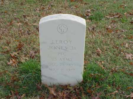 JONES (VETERAN), LEROY J - Pulaski County, Arkansas | LEROY J JONES (VETERAN) - Arkansas Gravestone Photos
