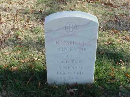 JONES, JR (VETERAN VIET), ROSHELL - Pulaski County, Arkansas | ROSHELL JONES, JR (VETERAN VIET) - Arkansas Gravestone Photos