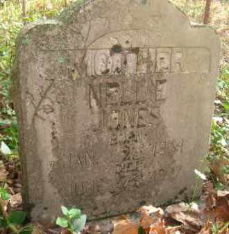 JONES, NELLIE - Pulaski County, Arkansas | NELLIE JONES - Arkansas Gravestone Photos