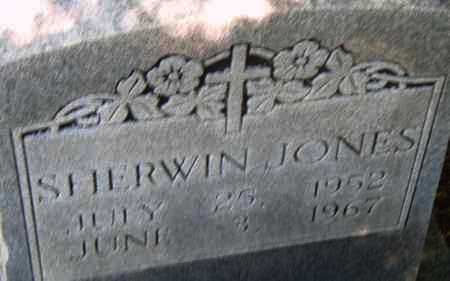 JONES, SHERWIN - Pulaski County, Arkansas | SHERWIN JONES - Arkansas Gravestone Photos