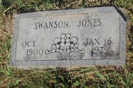 JONES, SWANSON - Pulaski County, Arkansas | SWANSON JONES - Arkansas Gravestone Photos