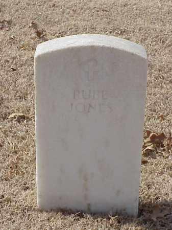 JONES (VETERAN UNION), RUBE - Pulaski County, Arkansas | RUBE JONES (VETERAN UNION) - Arkansas Gravestone Photos