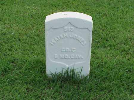 JONES (VETERAN UNION), ISAIAH - Pulaski County, Arkansas | ISAIAH JONES (VETERAN UNION) - Arkansas Gravestone Photos