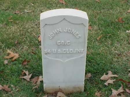 JONES (VETERAN UNION), JOHN - Pulaski County, Arkansas | JOHN JONES (VETERAN UNION) - Arkansas Gravestone Photos