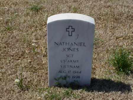 JONES (VETERAN VIET), NATHANIEL - Pulaski County, Arkansas   NATHANIEL JONES (VETERAN VIET) - Arkansas Gravestone Photos