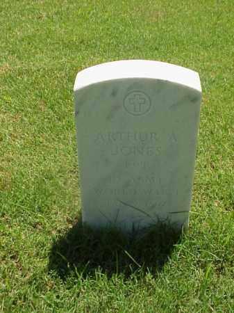 JONES (VETERAN WWI), ARTHUR A - Pulaski County, Arkansas   ARTHUR A JONES (VETERAN WWI) - Arkansas Gravestone Photos