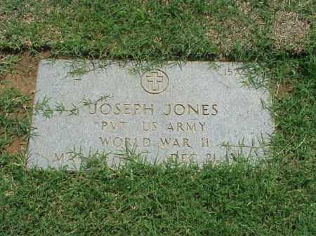 JONES (VETERAN WWII), JOSEPH - Pulaski County, Arkansas | JOSEPH JONES (VETERAN WWII) - Arkansas Gravestone Photos