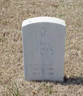 JONES (VETERAN WWII), ODIS - Pulaski County, Arkansas | ODIS JONES (VETERAN WWII) - Arkansas Gravestone Photos