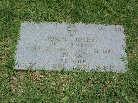 JORDAN, ELLEN - Pulaski County, Arkansas | ELLEN JORDAN - Arkansas Gravestone Photos