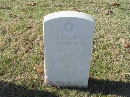 JORDAN, JR (VETERAN 2 WARS), ERNEST - Pulaski County, Arkansas | ERNEST JORDAN, JR (VETERAN 2 WARS) - Arkansas Gravestone Photos