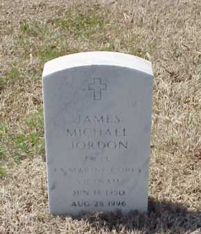 JORDON (VETERAN VIET), JAMES MICHAEL - Pulaski County, Arkansas | JAMES MICHAEL JORDON (VETERAN VIET) - Arkansas Gravestone Photos