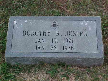 JOSEPH, DOROTHY R - Pulaski County, Arkansas | DOROTHY R JOSEPH - Arkansas Gravestone Photos