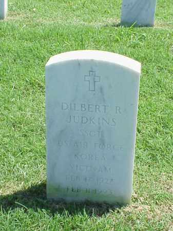 JUDKINS (VETERAN 2 WARS), DILBERT R - Pulaski County, Arkansas | DILBERT R JUDKINS (VETERAN 2 WARS) - Arkansas Gravestone Photos