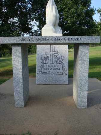 KACZKA FAMILY MONUMENT, CAROLYN - Pulaski County, Arkansas | CAROLYN KACZKA FAMILY MONUMENT - Arkansas Gravestone Photos