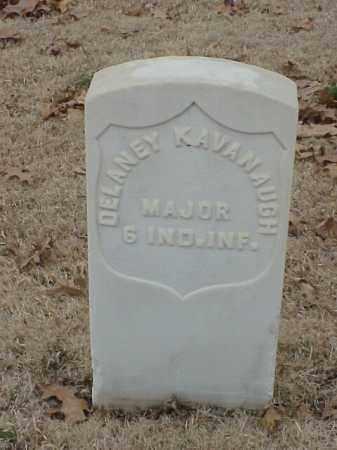 KAVANAUGH (VETERAN UNION), DELANEY - Pulaski County, Arkansas | DELANEY KAVANAUGH (VETERAN UNION) - Arkansas Gravestone Photos