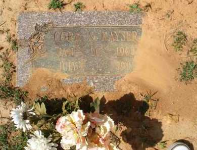 KAYSER, CORA S - Pulaski County, Arkansas | CORA S KAYSER - Arkansas Gravestone Photos