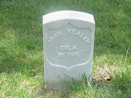 KEALLY (VETERAN UNION), JOHN - Pulaski County, Arkansas | JOHN KEALLY (VETERAN UNION) - Arkansas Gravestone Photos