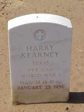 KEARNEY  (VETERAN WWI), HARRY - Pulaski County, Arkansas | HARRY KEARNEY  (VETERAN WWI) - Arkansas Gravestone Photos