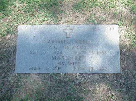 KEELS, MARGARET - Pulaski County, Arkansas | MARGARET KEELS - Arkansas Gravestone Photos