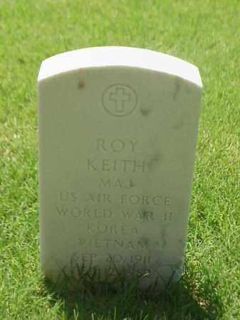 KEITH (VETERAN 3 WARS), ROY - Pulaski County, Arkansas   ROY KEITH (VETERAN 3 WARS) - Arkansas Gravestone Photos