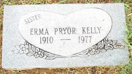 KELLY, ERMA - Pulaski County, Arkansas | ERMA KELLY - Arkansas Gravestone Photos