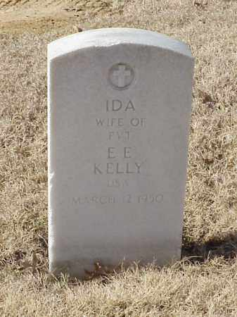 KELLY, IDA - Pulaski County, Arkansas   IDA KELLY - Arkansas Gravestone Photos
