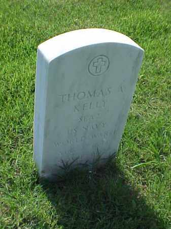 KELLY (VETERAN WWI), THOMAS A - Pulaski County, Arkansas | THOMAS A KELLY (VETERAN WWI) - Arkansas Gravestone Photos