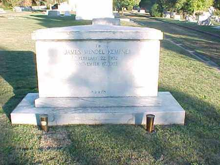 KEMPER, JAMES MENDEL - Pulaski County, Arkansas   JAMES MENDEL KEMPER - Arkansas Gravestone Photos