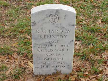 KENNEDY (VETERAN 3 WARS), RICHARD  W - Pulaski County, Arkansas | RICHARD  W KENNEDY (VETERAN 3 WARS) - Arkansas Gravestone Photos