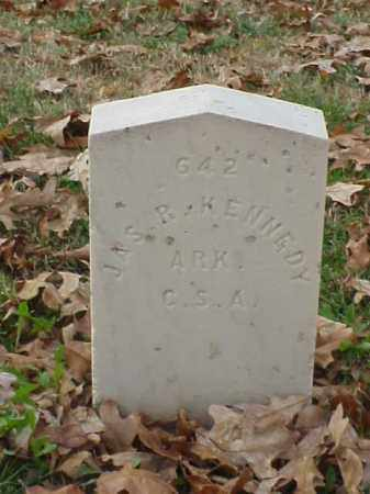 KENNEDY (VETERAN CSA), JAMES R - Pulaski County, Arkansas | JAMES R KENNEDY (VETERAN CSA) - Arkansas Gravestone Photos