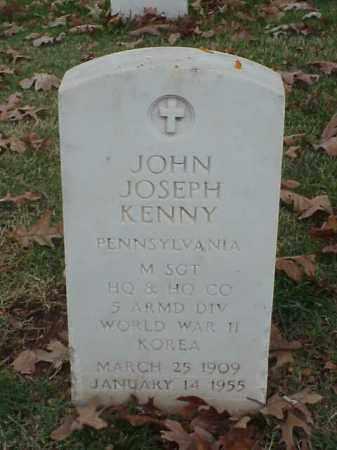 KENNY (VETERAN 2 WARS ), JOHN JOSEPH - Pulaski County, Arkansas | JOHN JOSEPH KENNY (VETERAN 2 WARS ) - Arkansas Gravestone Photos