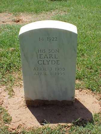 KETCHUM, EARL CLYDE - Pulaski County, Arkansas | EARL CLYDE KETCHUM - Arkansas Gravestone Photos