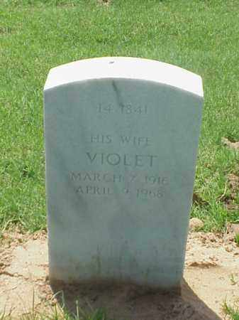 KIMBREL, VIOLET - Pulaski County, Arkansas   VIOLET KIMBREL - Arkansas Gravestone Photos