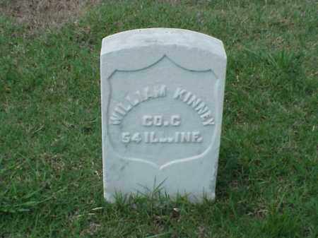 KINNEY (VETERAN UNION), WILLIAM - Pulaski County, Arkansas | WILLIAM KINNEY (VETERAN UNION) - Arkansas Gravestone Photos