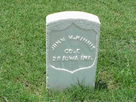 KINNIS (VETERAN UNION), JOHN M - Pulaski County, Arkansas   JOHN M KINNIS (VETERAN UNION) - Arkansas Gravestone Photos
