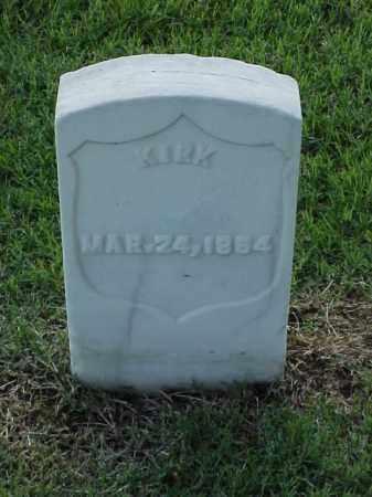 KIRK (VETERAN UNION), UNKNOWN - Pulaski County, Arkansas   UNKNOWN KIRK (VETERAN UNION) - Arkansas Gravestone Photos