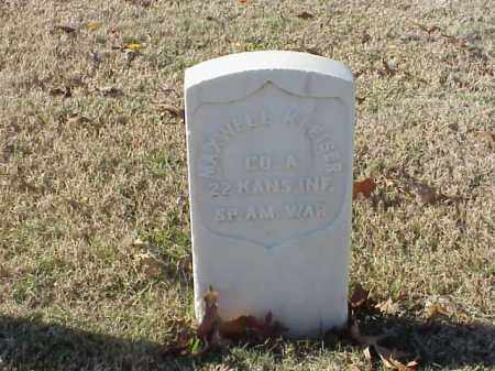 KLEISER (VETERAN SAW), MAXWELL - Pulaski County, Arkansas   MAXWELL KLEISER (VETERAN SAW) - Arkansas Gravestone Photos