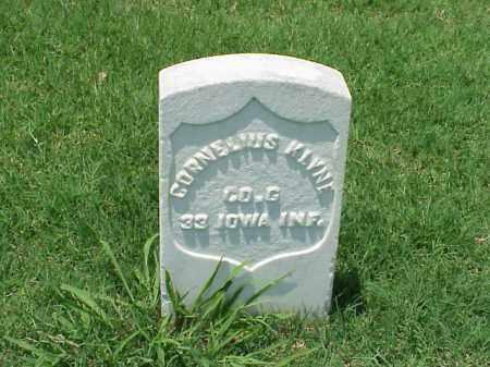 KLYNE (VETERAN UNION), CORNELIUS - Pulaski County, Arkansas   CORNELIUS KLYNE (VETERAN UNION) - Arkansas Gravestone Photos