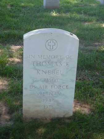 KNEBEL (VETERAN VIET), THOMAS E - Pulaski County, Arkansas | THOMAS E KNEBEL (VETERAN VIET) - Arkansas Gravestone Photos