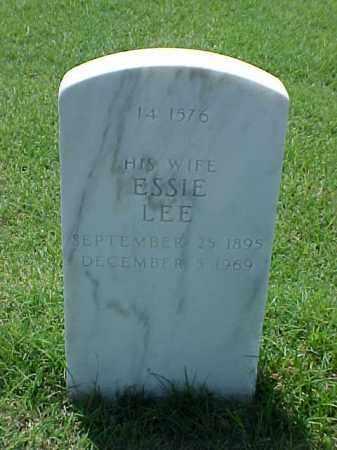 KNIFFEN, ESSIE LEE - Pulaski County, Arkansas | ESSIE LEE KNIFFEN - Arkansas Gravestone Photos
