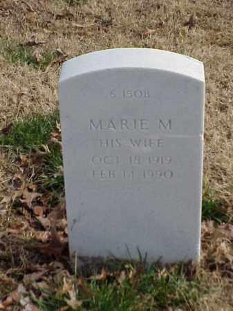KNOBEL, MARIE M - Pulaski County, Arkansas | MARIE M KNOBEL - Arkansas Gravestone Photos
