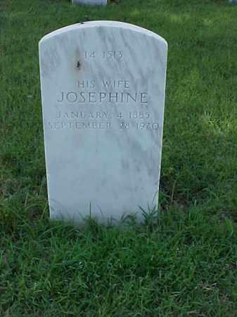 KNUTSON, JOSEPHINE - Pulaski County, Arkansas   JOSEPHINE KNUTSON - Arkansas Gravestone Photos