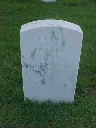 KORTKE, MAE - Pulaski County, Arkansas | MAE KORTKE - Arkansas Gravestone Photos